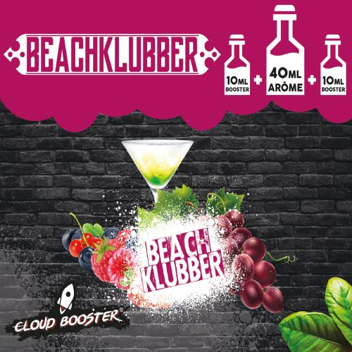 Beach Klubber 40 ml - Cloud Booster