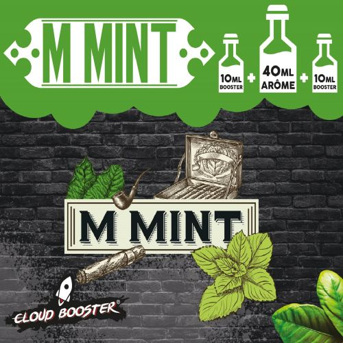 M Mint 40 ml - Cloud Booster