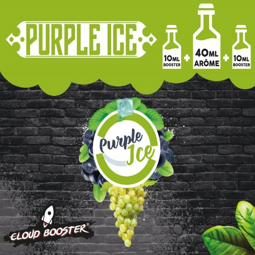 Purple Ice 40 ml - Cloud Booster