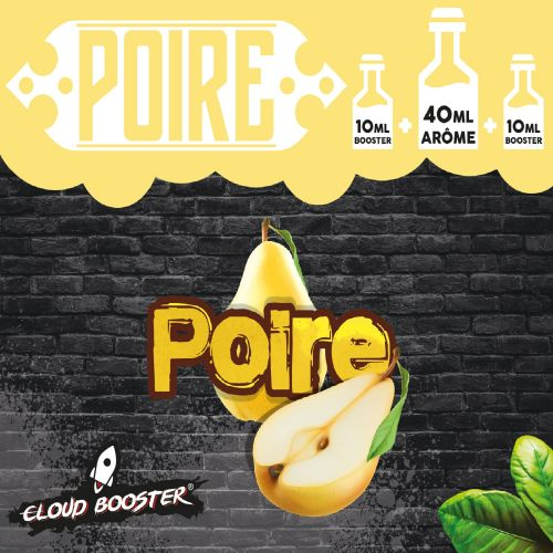 Poire - Cloud Booster