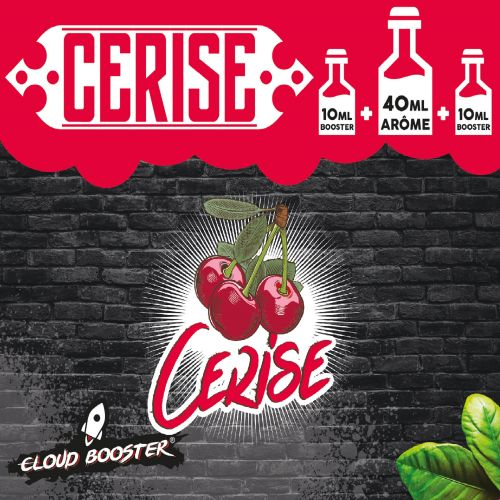 Cerise 40 ml - Cloud Booster