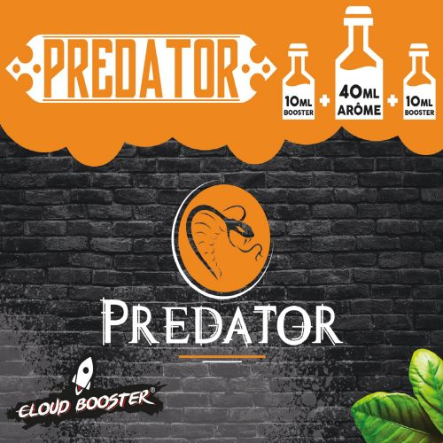 Predator 40 ml - Cloud Booster