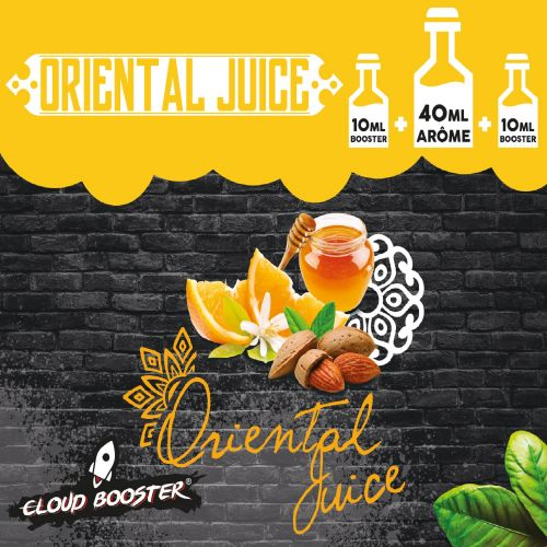 Oriental Juice 40 ml - Cloud Booster
