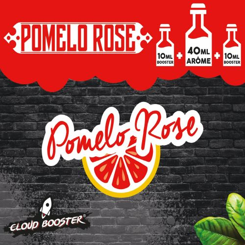 Pomelo Rose 40 ml - Cloud Booster