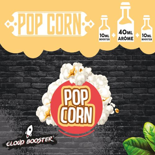 Pop Corn 40 ml - Cloud Booster