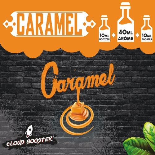 Caramel 40 ml - Cloud Booster