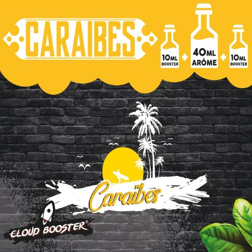 Caraïbes 40 ml - Cloud Booster