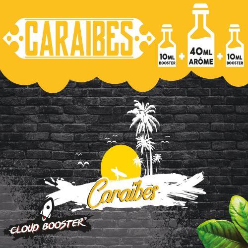 Caraïbes 40 ml - Cloud Booster
