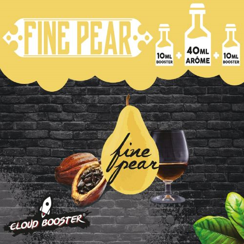Fine Pear 40 ml - Cloud Booster