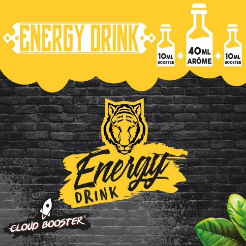 Energy Drink - Cloud Booster