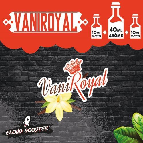 VaniRoyal 40 ml - Cloud Booster