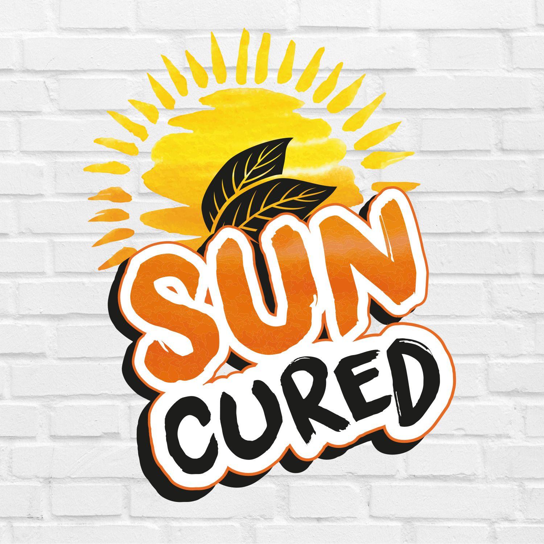 Sun-Cured 10ml - E-Intense