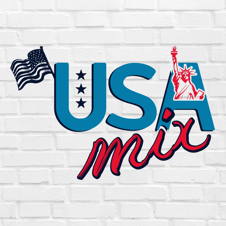 USA Mix 10ml - E-Intense