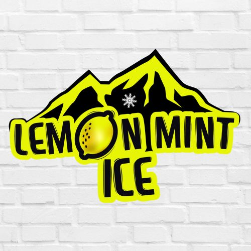 Lemon Mint Ice 10ml - E-Intense