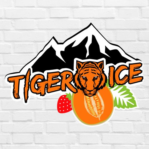 Tiger Ice 10ml - E-Intense