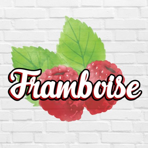 Framboise 10ml - E-Intense