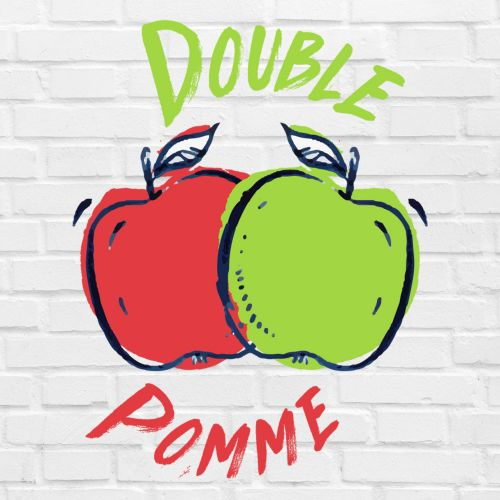 Double Pomme 10ml - E-Intense