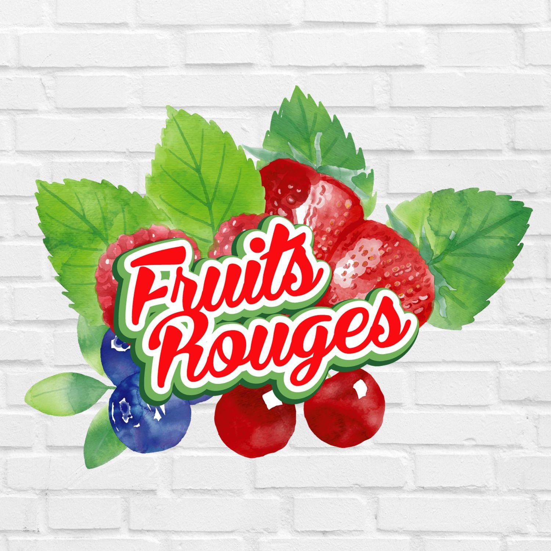 Fruits Rouges 10ml - E-Intense