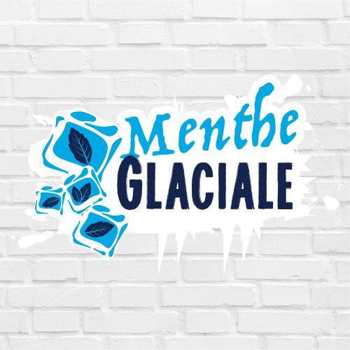 Menthe glaciale 10ml - E-Intense