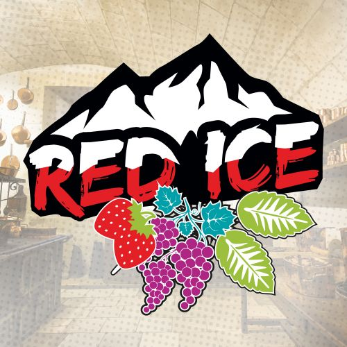 Concentré Red Ice 10 ml - La Gourmande