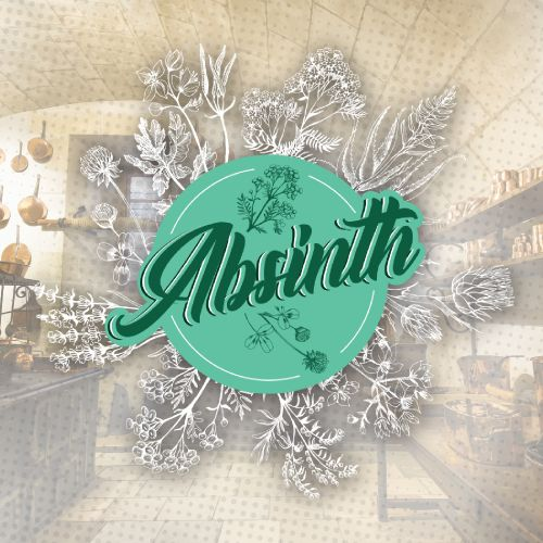 Concentré Absinthe 10 ml - La Gourmande
