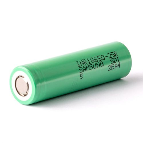 Accu rechargeable INR 25R 18650 2500mAh