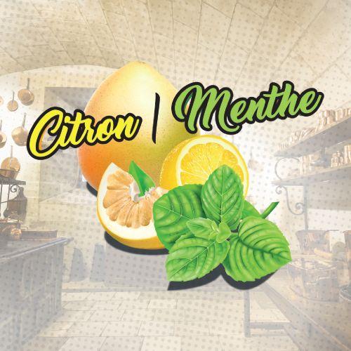 Concentré Citron-Menthe 10 ml
