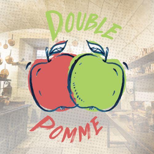 Concentré Double Pomme 10 ml