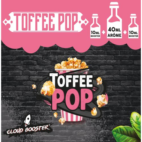 Toffee Pop 60 ml - Cloud Booster
