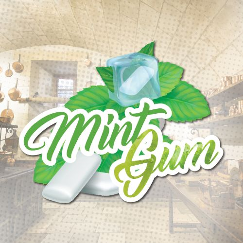Concentré Mint Gum 10 ml