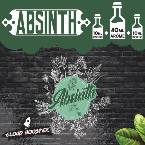Absinth 40 ml - Cloud Booster