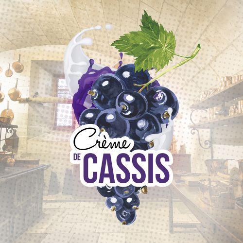 Concentré Crème de Cassis 10 ml
