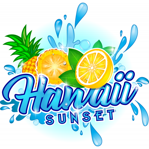 Concentré Hawaii Sunset  30 ml - Bang à l'ô