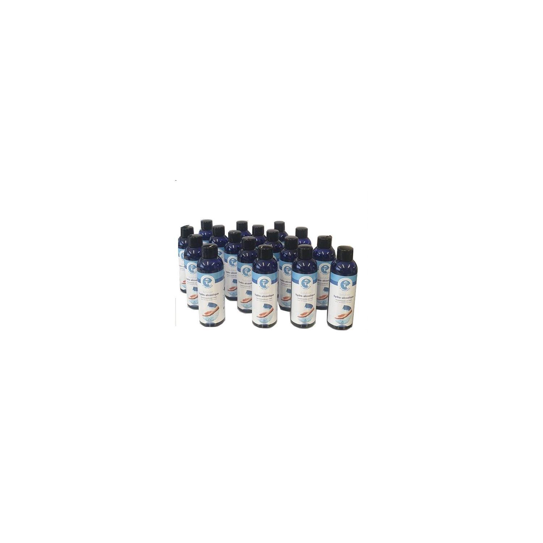 10 x 100 ml Solution hydroalcoolique recommandée par l'OMS