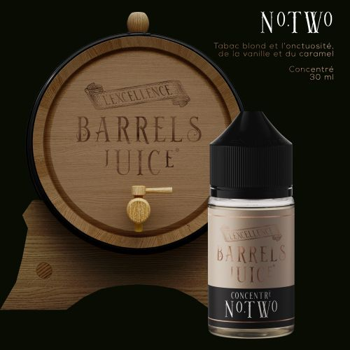 Tabac N° Two   60 ml - Barrels Juice