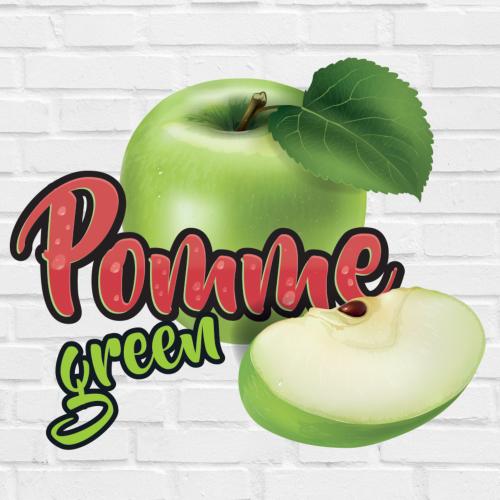 Pomme Green 10ml - E-Intense