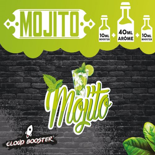 Mojito 40 ml - Cloud Booster