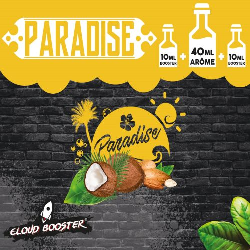 Paradise 40 ml - Cloud Booster