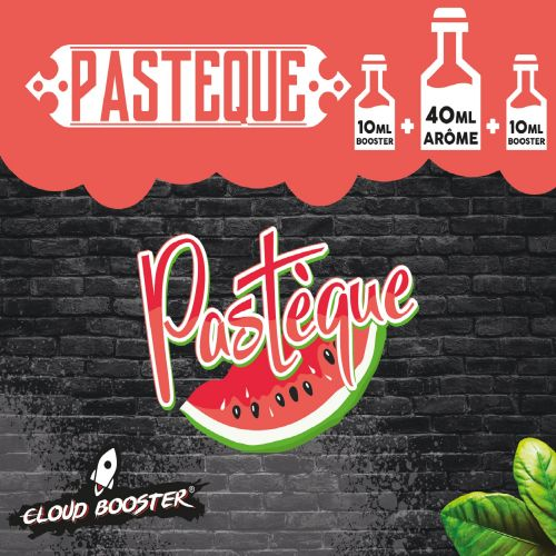 Pastèque 40 ml - Cloud Booster