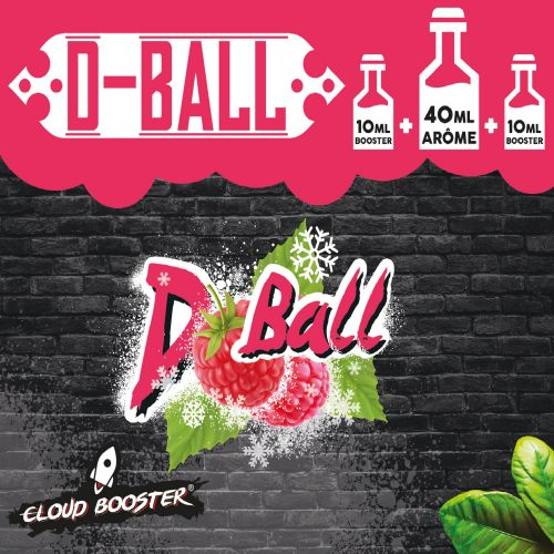 D-Ball 40 ml - Cloud Booster