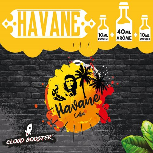 Havane 40 ml - Cloud Booster