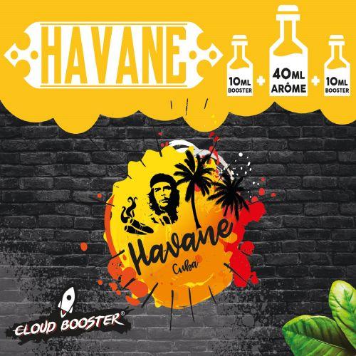 Havane 40 ml - Cloud Booster