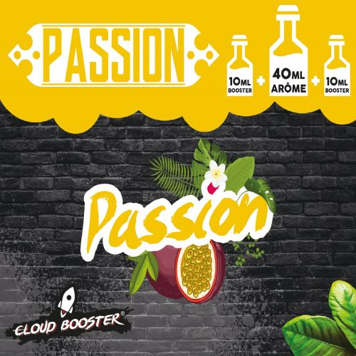 Passion 40ml - Cloud Booster