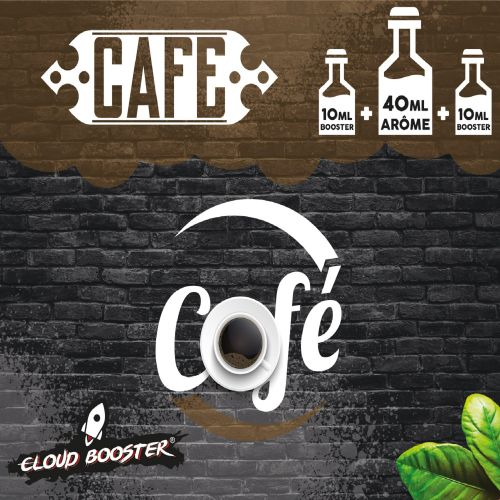 Café 40 ml - Cloud Booster