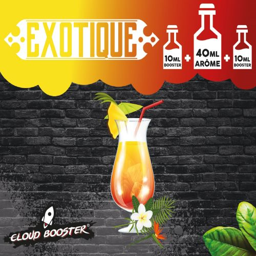 L'Exotique 40 ml - Cloud Booster