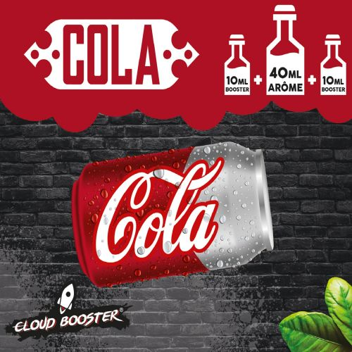 Cola 40 ml - Cloud Booster