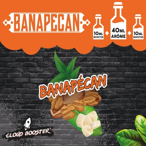Banapécan 40 ml - Cloud Booster