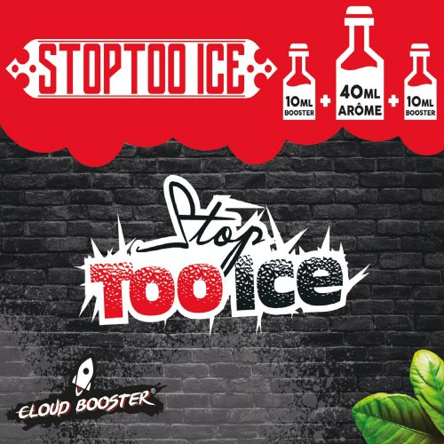 Stop Too Ice 40 ml - Cloud Booster