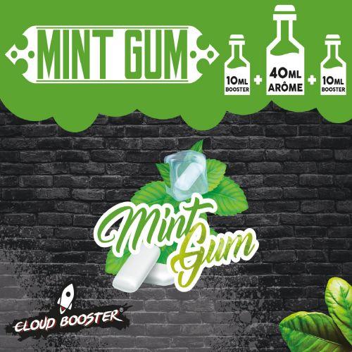 Mint Gum 40 ml - Cloud Booster