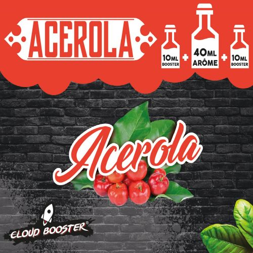 Acerola 40 ml - Cloud Booster